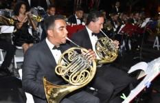 El MIDE realiza concierto con la Banda Sinfónica del Instituto de...