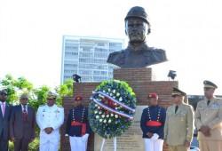 MIDE conmemora 179 aniversario natalicio de Gregorio Luperón.