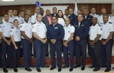 Comandancia General Fuerza Aérea de República Dominicana auspicia...